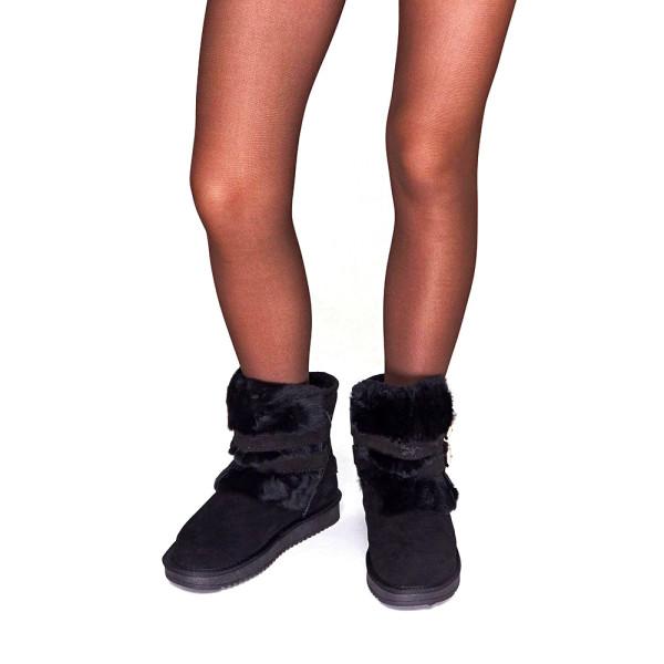 Угги женские Optima MS 22268 черный
