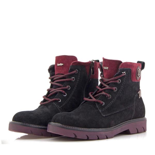 Ботинки женские Tomfrie MS 22277 черный