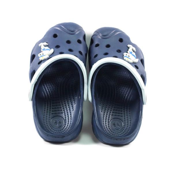 Сабо детские Jose Amorales 117085 темно-синий