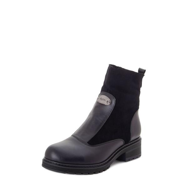 Ботинки женские Tomfrie MS 22567 черный