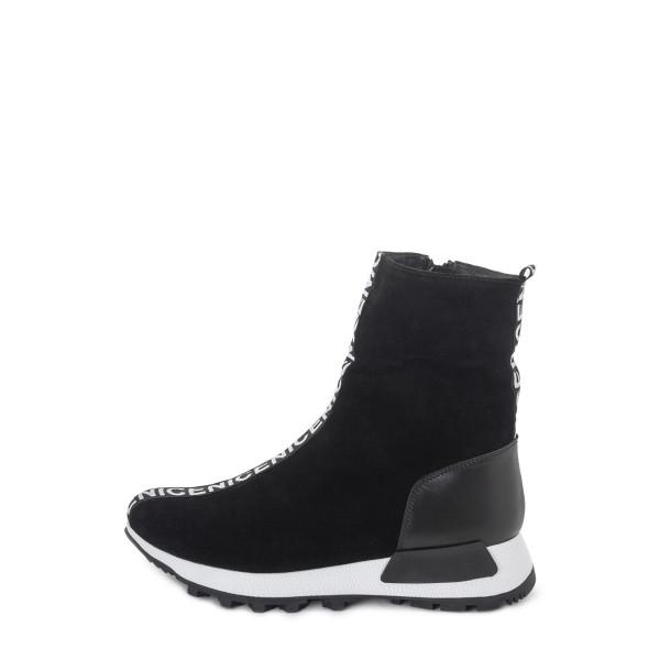 Ботинки женские Tomfrie MS 22570 черный