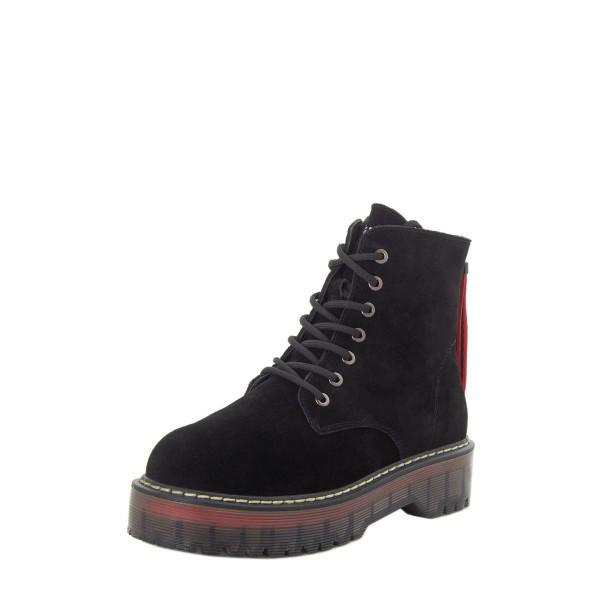 Ботинки женские Optima MS 22574 черный