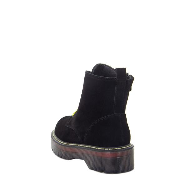 Ботинки женские Optima MS 22575 черный