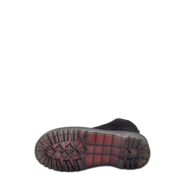 Ботинки женские Optima MS 22577 черный