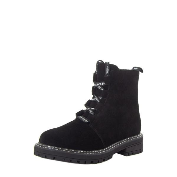 Ботинки женские Optima MS 22578 черный