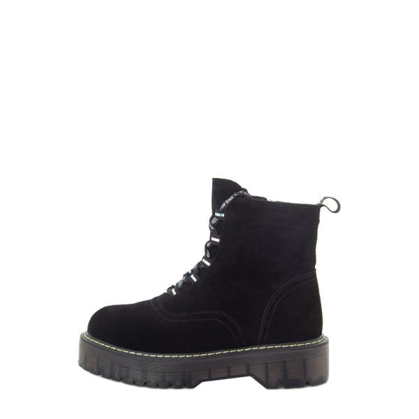 Ботинки женские Optima MS 22580 черный