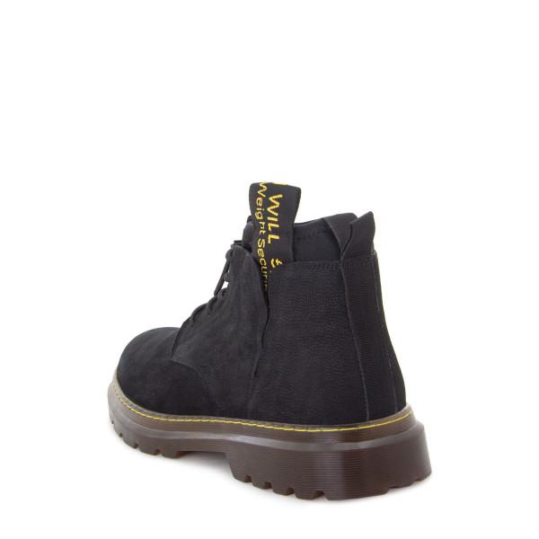 Ботинки женские Tomfrie MS 22585 черный