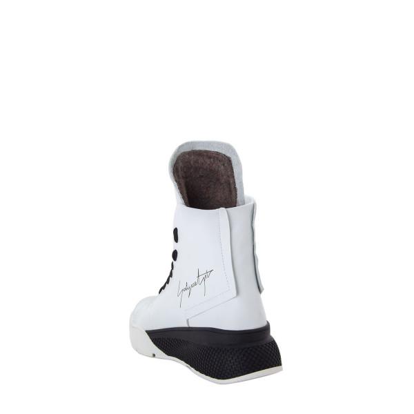 Ботинки женские Tomfrie MS 22589 белый