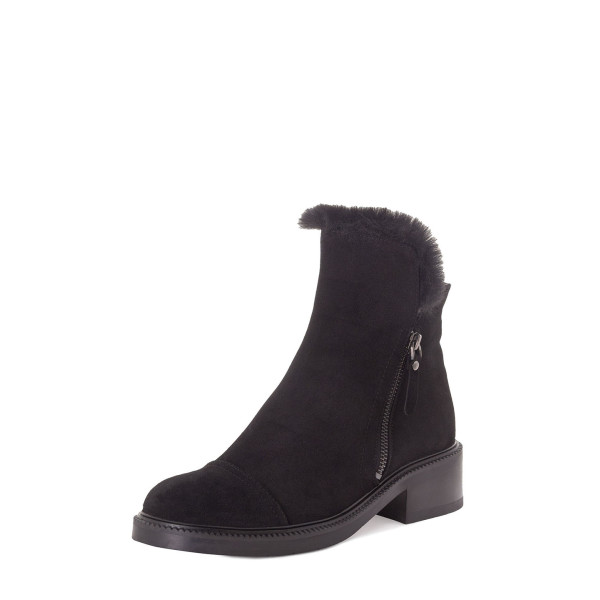 Ботинки женские Tomfrie MS 22591 черный