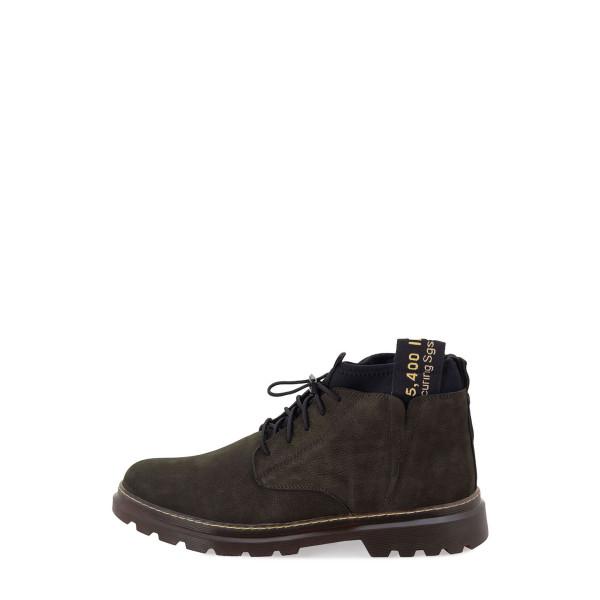 Ботинки мужские Tomfrie MS 22592 зеленый