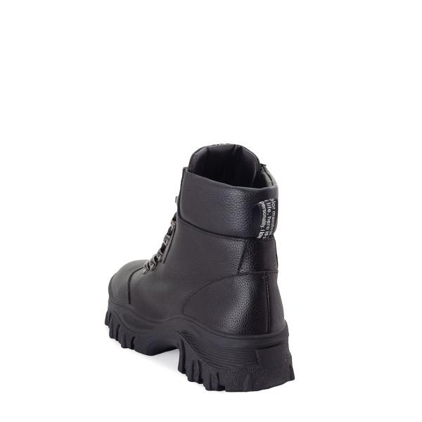 Ботинки женские Tomfrie MS 22593 черный