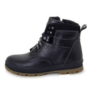 Ботинки женские Nivas MS 22595 черный