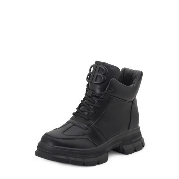 Ботинки женские Tomfrie MS 22599 черный