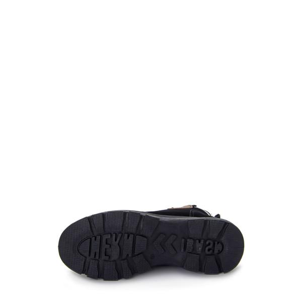 Ботинки женские Erra MS 22607 черный