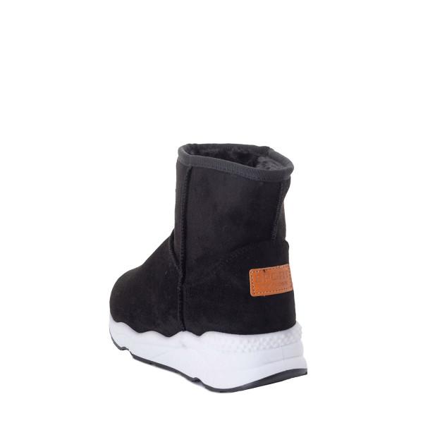 Ботинки женские Erra MS 22610 черный