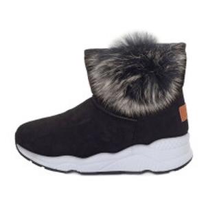Ботинки женские Erra MS 22611 черный