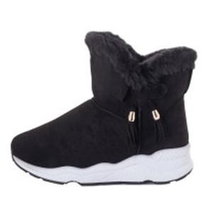 Ботинки женские Erra MS 22612 черный