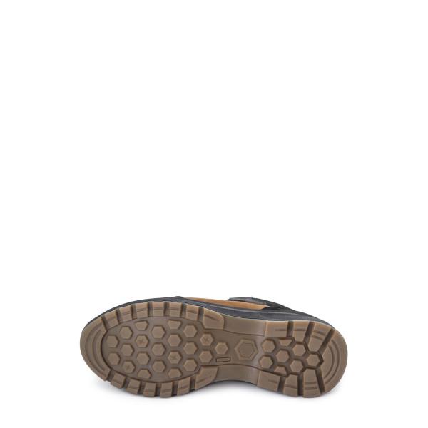 Ботинки мужские Konors MS 22613 рыжий