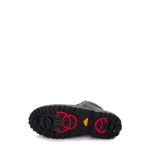 Ботинки мужские MIDA MS 22619 черный