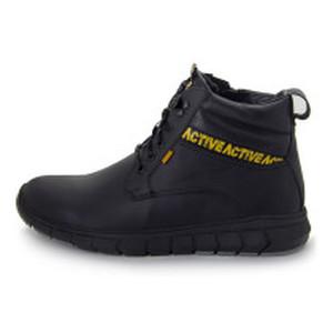 [:ru]Ботинки мужские MIDA MS 22621 черный[:uk]Черевики чоловічі MIDA чорний 22621[:]