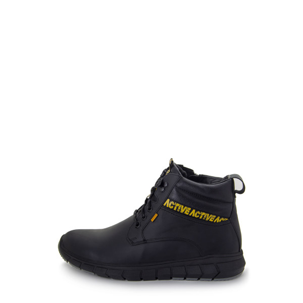 Ботинки мужские MIDA MS 22621 черный