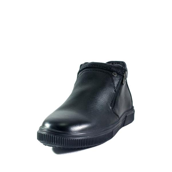 Ботинки мужские MIDA MS 22622 черный