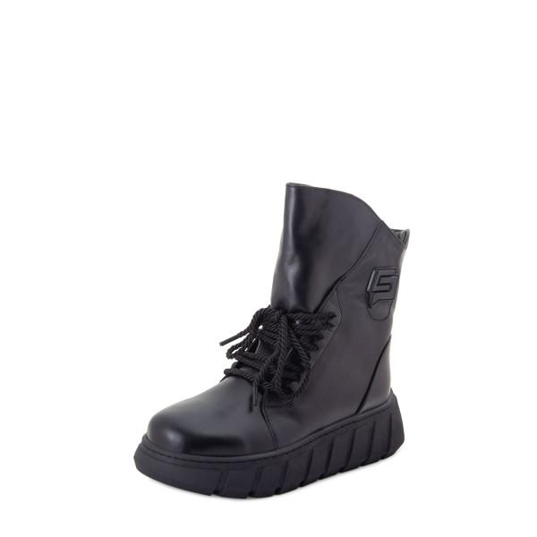 Ботинки женские Tomfrie MS 22626 черный