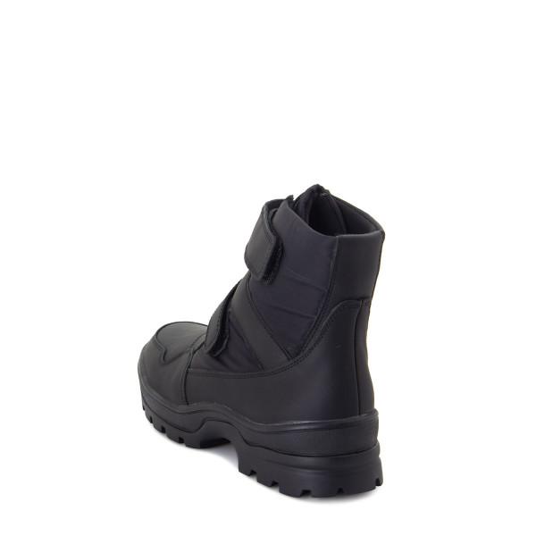 Ботинки женские MIDA MS 22627 черный