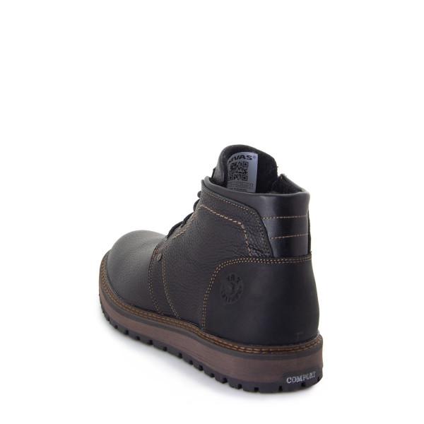 Ботинки мужские Nivas MS 22629 черный