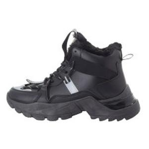 Ботинки женские Standart MS 22631 черный
