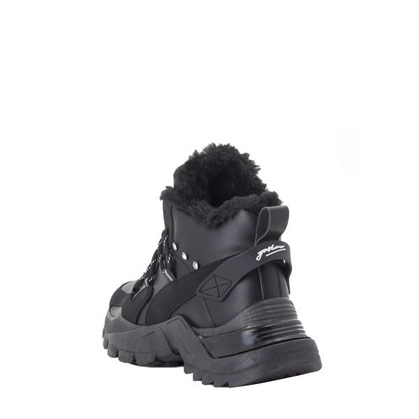 Ботинки женские Standart MS 22633 черный