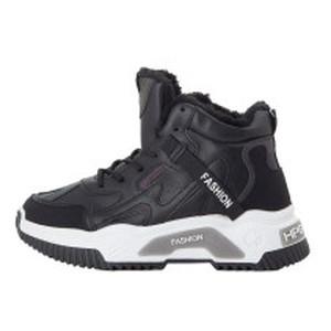 Ботинки женские Standart MS 22636 черный