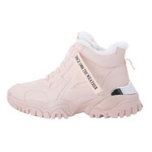 Ботинки женские Standart MS 22753 розовые