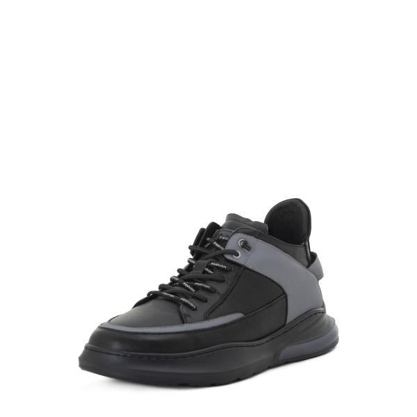 Ботинки мужские Tomfrie MS 22651 серый