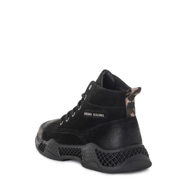 Ботинки мужские Tomfrie MS 22655 черный