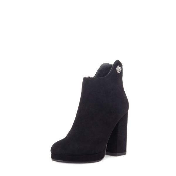 Ботинки женские Tomfrie MS 22658 черный