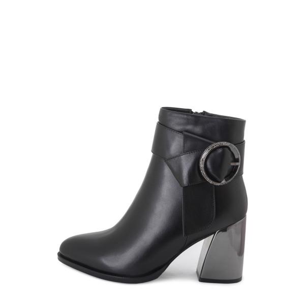 Ботинки женские Tomfrie MS 22659 черный