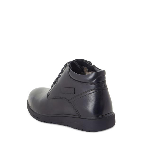Ботинки мужские Philip Smit MS 22666 черный
