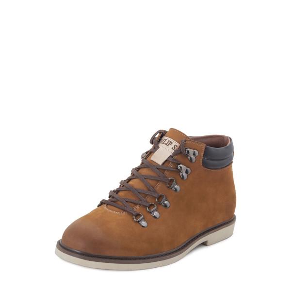 Ботинки мужские Philip Smit MS 22678 рыжий