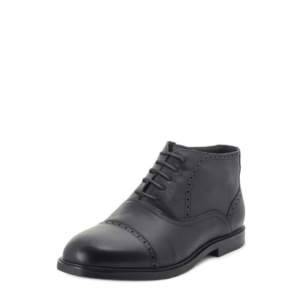 Ботинки мужские Philip Smit MS 22683 черный