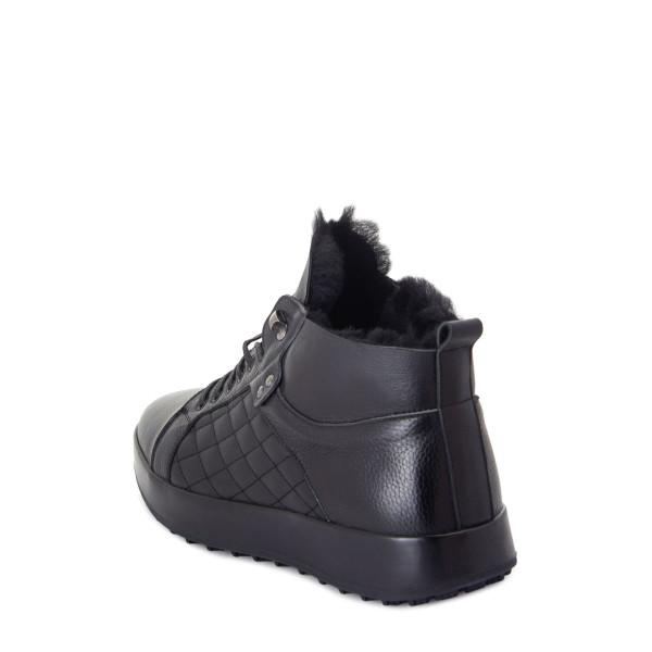 Ботинки мужские Philip Smit MS 22691 черный