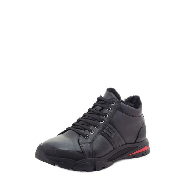 Ботинки мужские Tomfrie MS 22698 черный