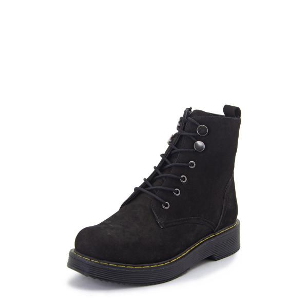 Ботинки женские Brenda MS 22703 черный