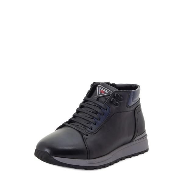 Ботинки мужские Philip Smit MS 22707 черный