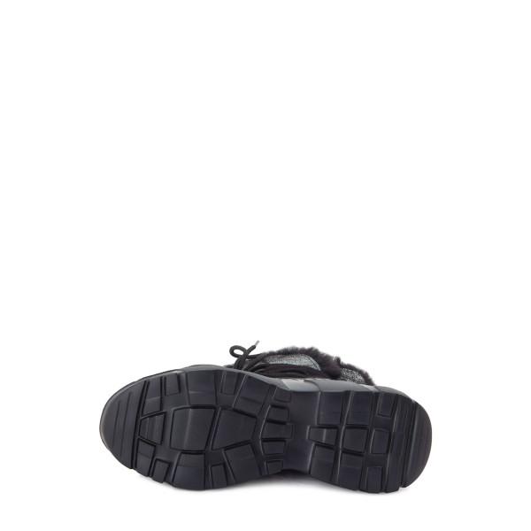 Ботинки женские Tomfrie MS 22710 черный