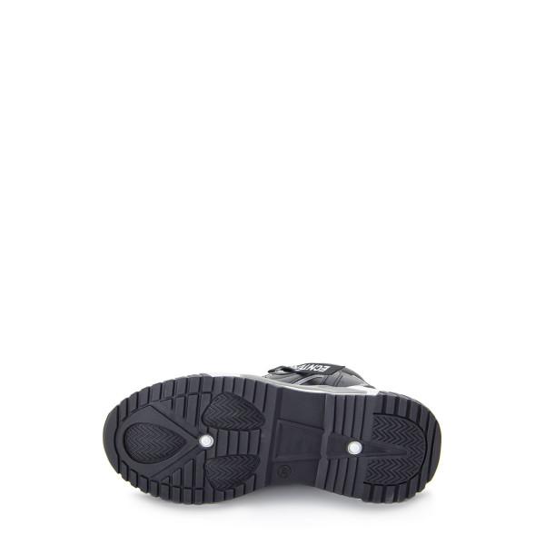 Ботинки женские Optima MS 22714 черный