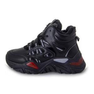 Ботинки женские Optima MS 22717 черный