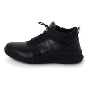 Ботинки мужские Optima MS 22718 черный