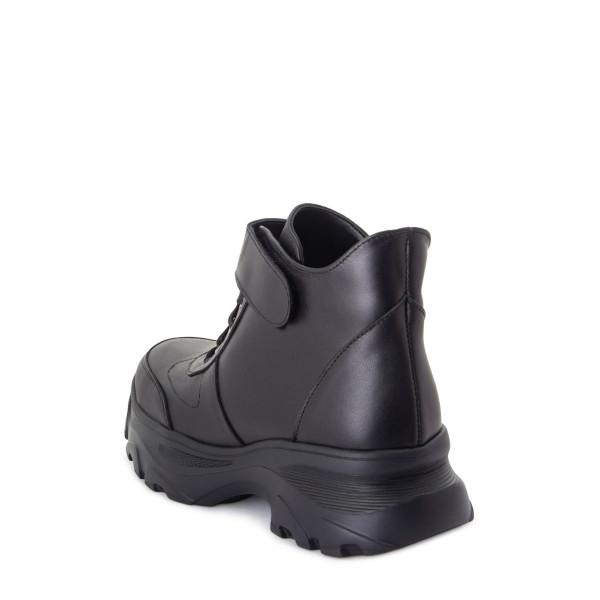 Ботинки женские Tomfrie MS 22720 черный