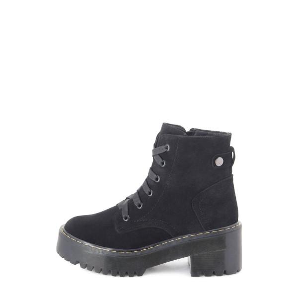 Ботинки женские Tomfrie MS 22727 черный